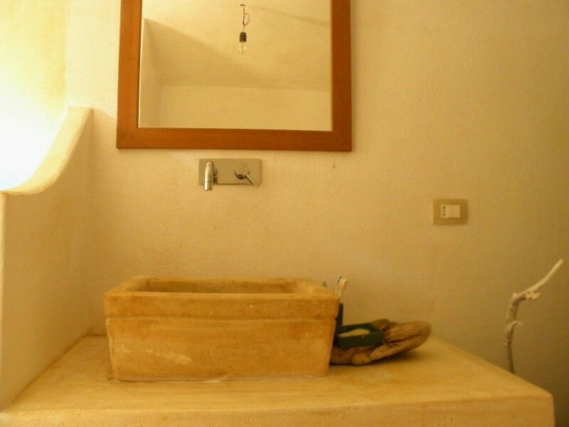 Bathroom trullo my trullo Pinterest