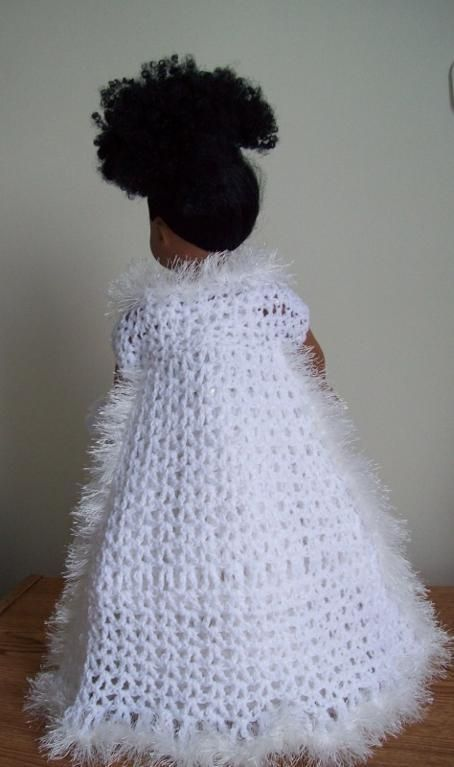 (4) Name: 'Crocheting : Winter Wedding Dreams