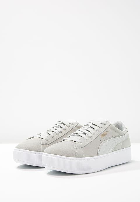 VIKKY PLATFORM - Sneaker low - grey