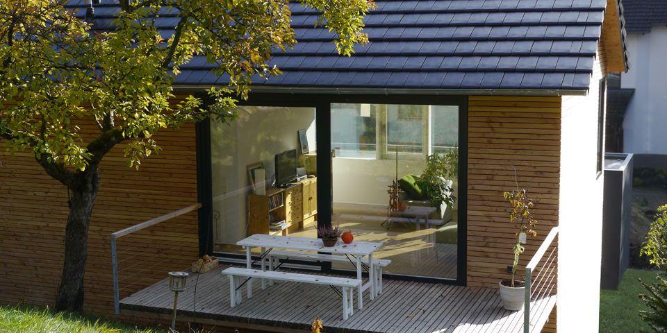 Haus Lais · SCHWARZWÄLDER · design zieht ein Haus auf Stelzen