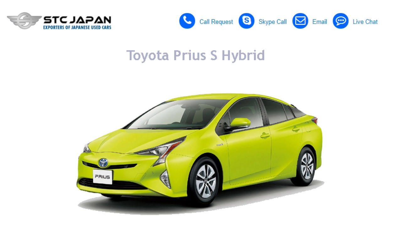 Stc Japan Is The Number 1 Exporter Of Toyota Japanese New Used Or