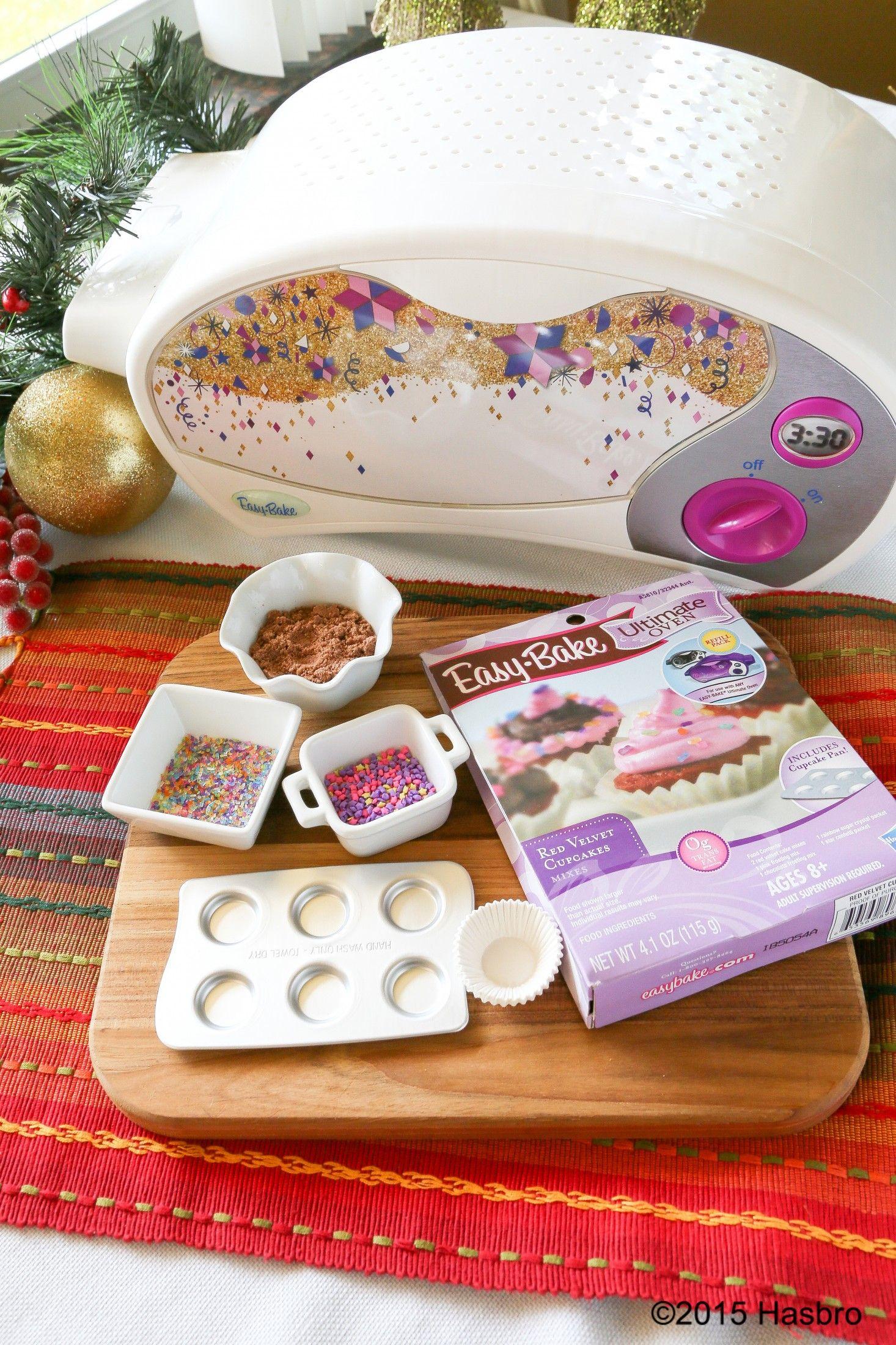 Easy-Bake Ultimate Oven Baking Star Edition
