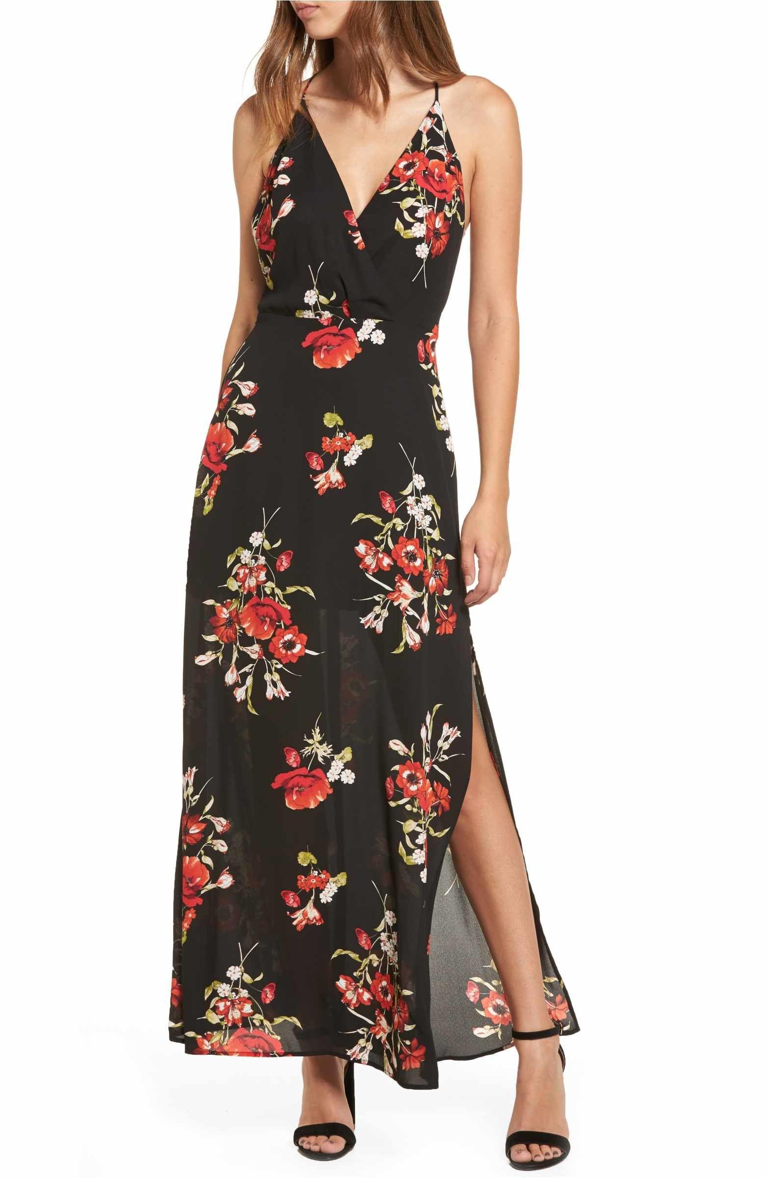 Surplice Maxi Dress Nordstrom Dresses Maxi Dress Nordstrom Dresses [ 2400 x 1564 Pixel ]