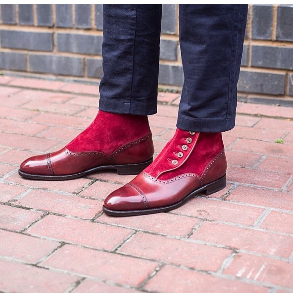 Dress shoes men, Quality leather boots