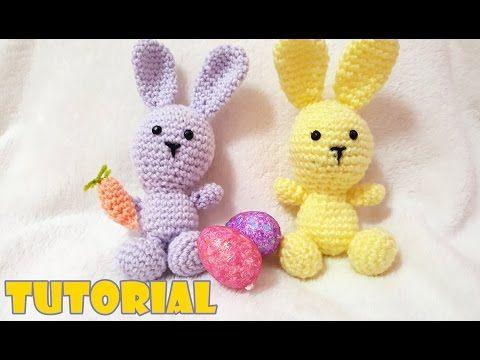 Tutorial Coniglietto Amigurumi Alluncinetto Crochet Rabbit