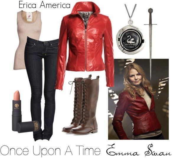 Once Upon a Time Emma Swan