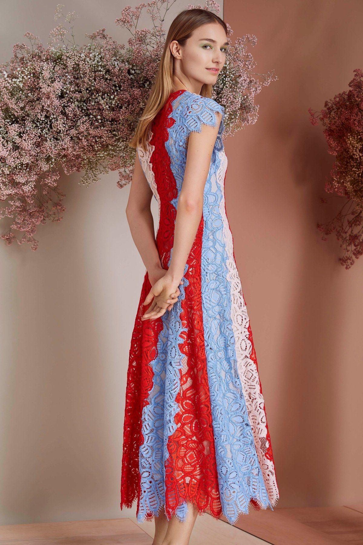 e922cd04c09 Lela Rose Pre-Fall 2019 Fashion Show
