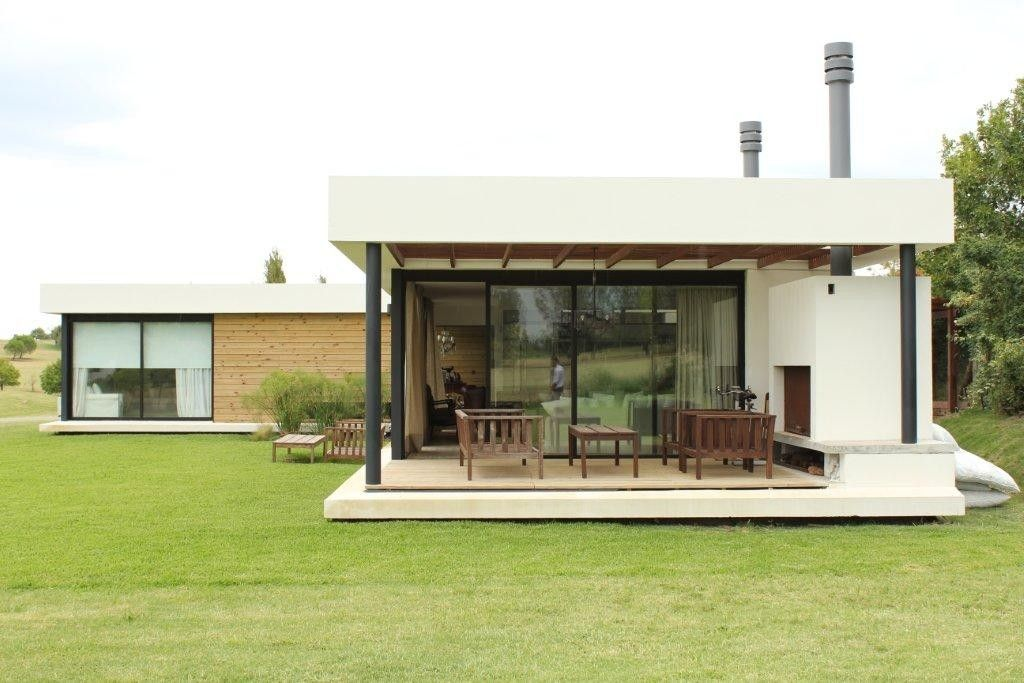 Casa paez rma arquitectura house casas modernas for Casa minimalista uy