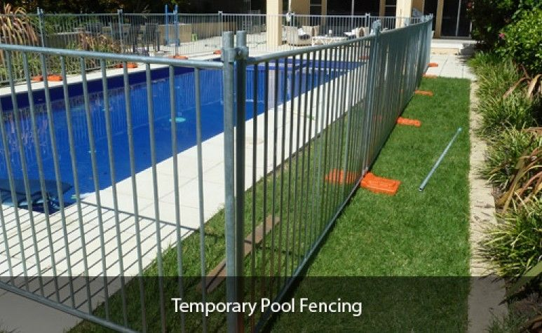 Our Temporary Pool Fence Is Specifically Designed To Prevent Children From Accessing A Pool Or