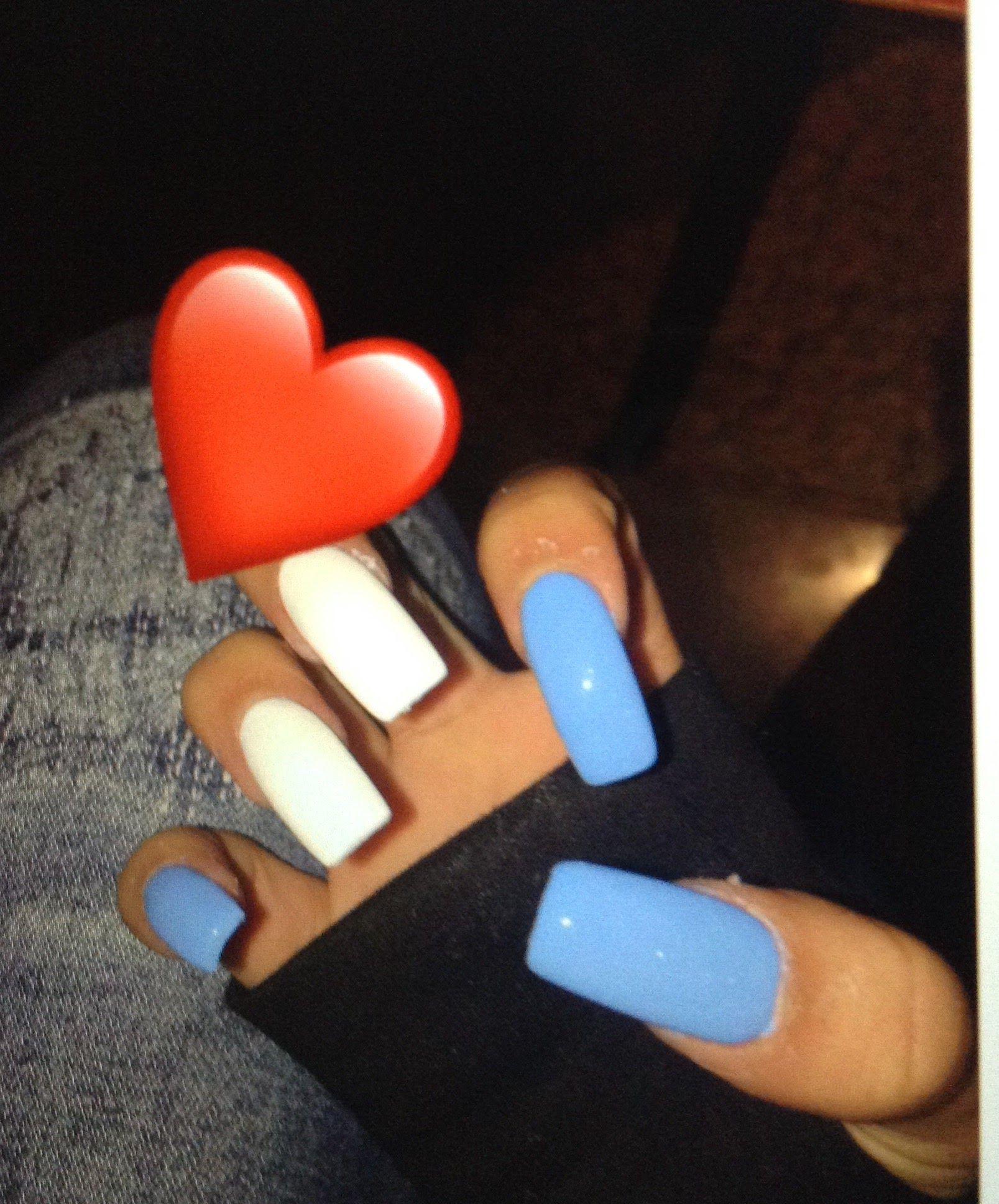 Long Square Acrylic Nails Pinterest Pictures to Pin on Pinterest ...