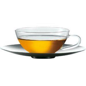 Transparente para ver el color del te