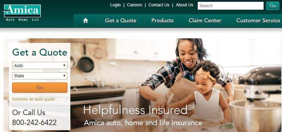 Amica Insurance Login Make Payment Claim And Contact Information Insurance Condo Insurance Renters Insurance