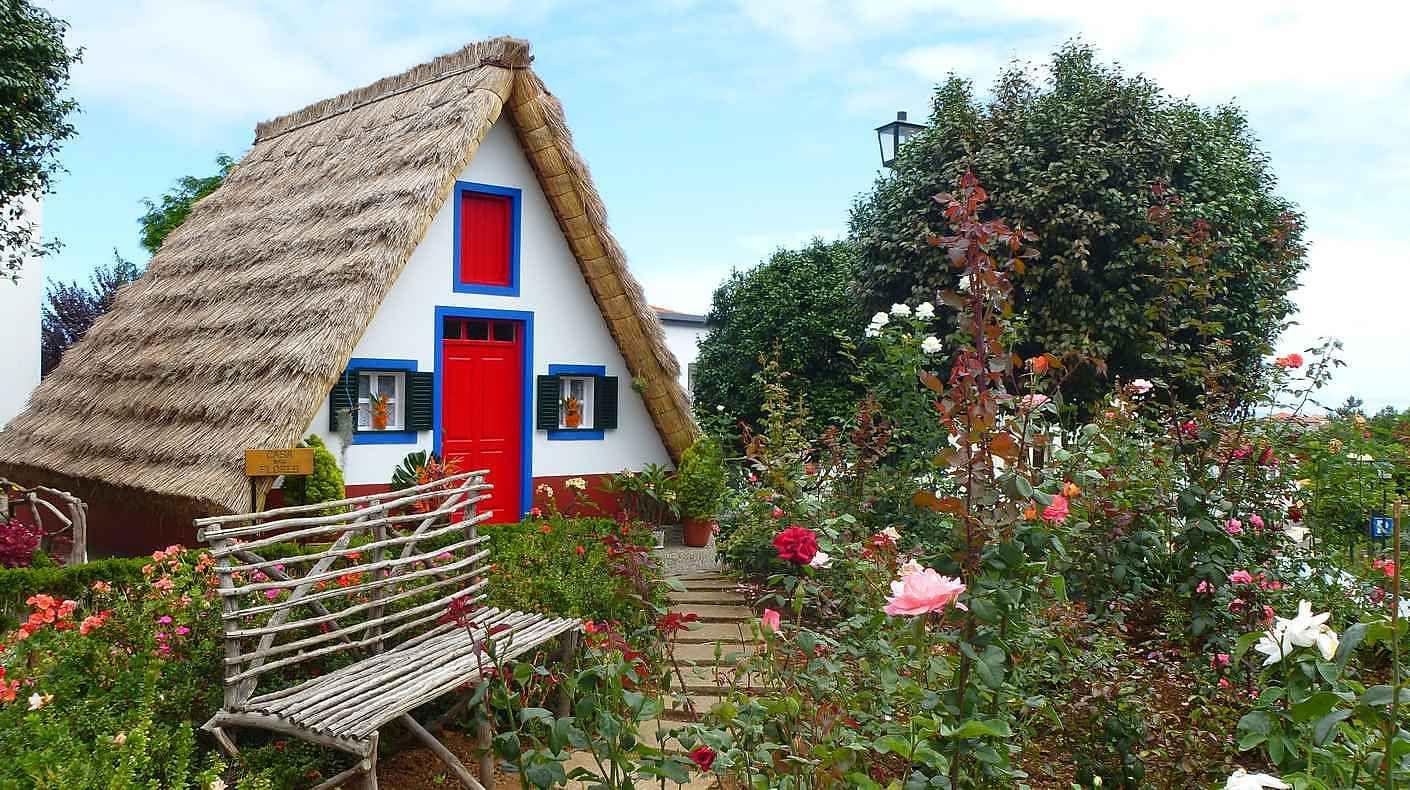Casas de Santana, Madeira, Portugal Portugal, Bilder, Reisen