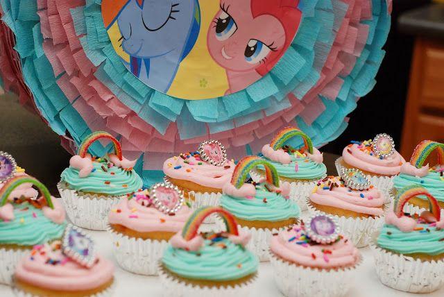 Kandid Memories: Alayna's 7th Birthday...A Pinkie Pie Pony Party!!!!!