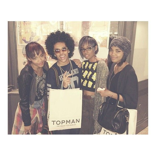 .@China McClain | #throwback with some of my favorite people in the world @I FЯΣΛΚIПG @Lisa Herman... | Webstagram