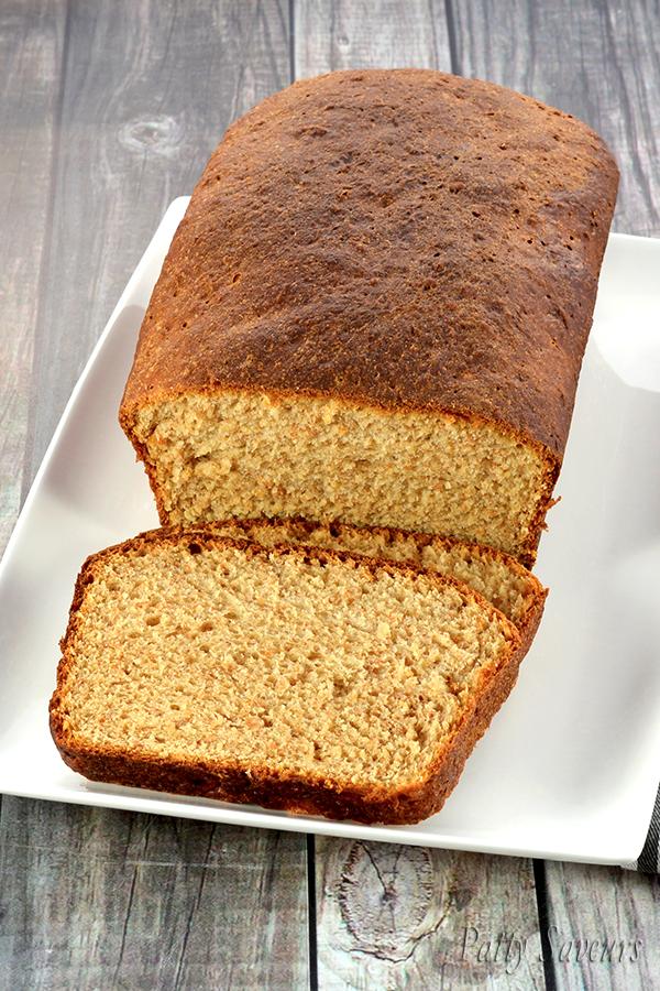 Spelt Bread Recipe in 2020 | Spelt bread recipe, Homemade ...