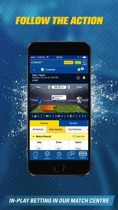 coral sports betting itunes