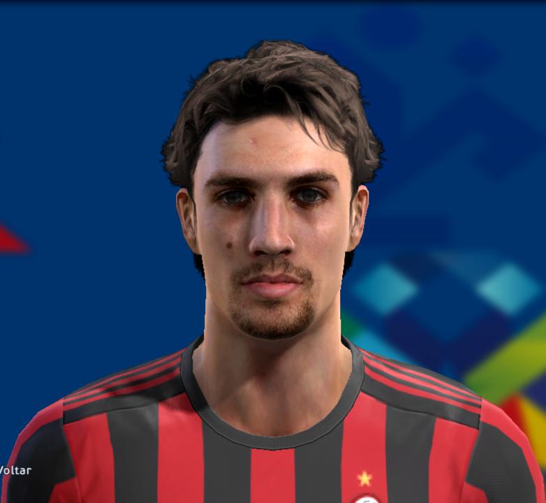 Manuel Locatelli face for Pro Evolution Soccer 2012   PES2013 ...