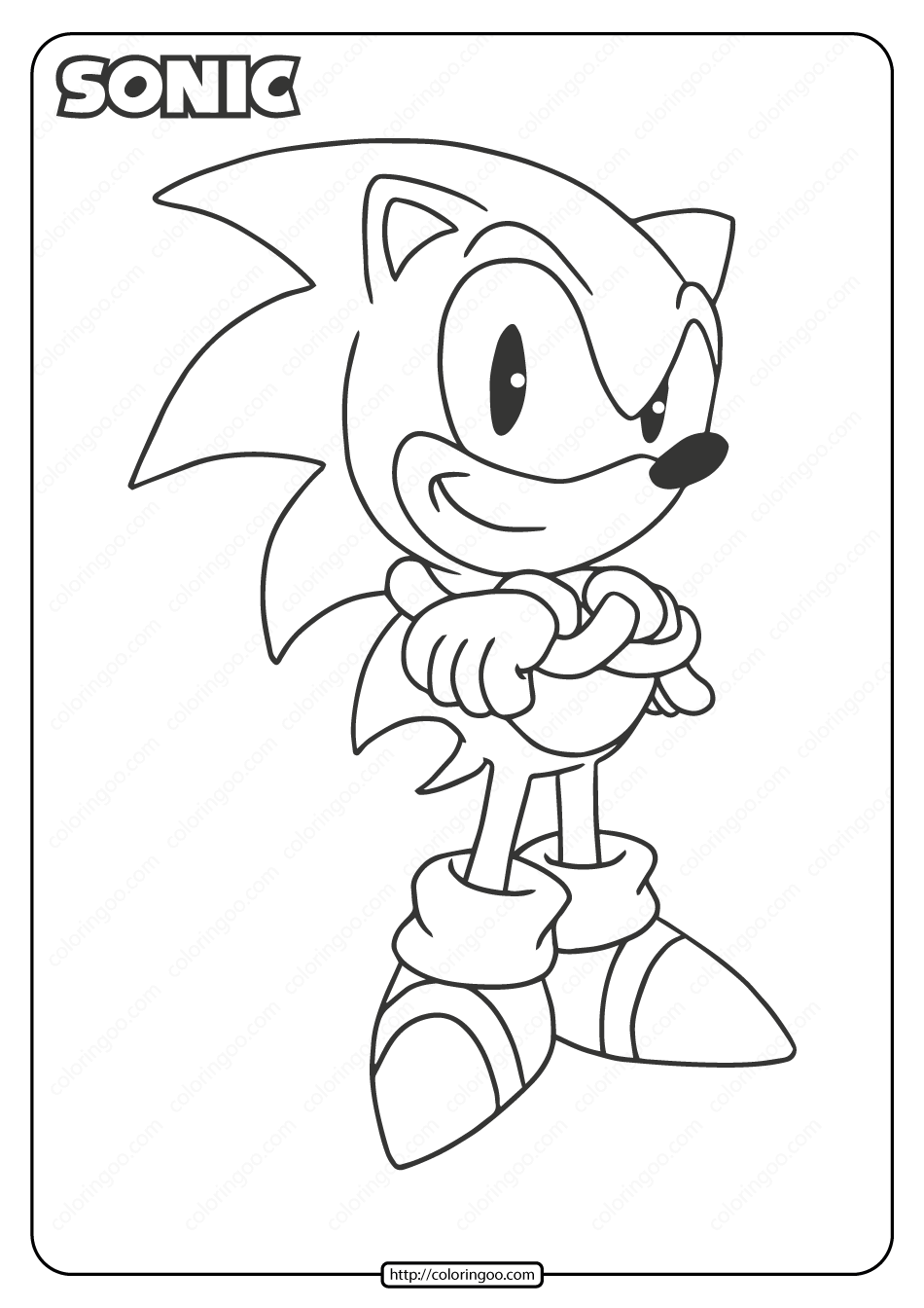 Easy Sonic Coloring Pages Ideas Printable Free Coloring Sheets Art Therapy Coloring Book Hedgehog Colors Free Printable Coloring Pages