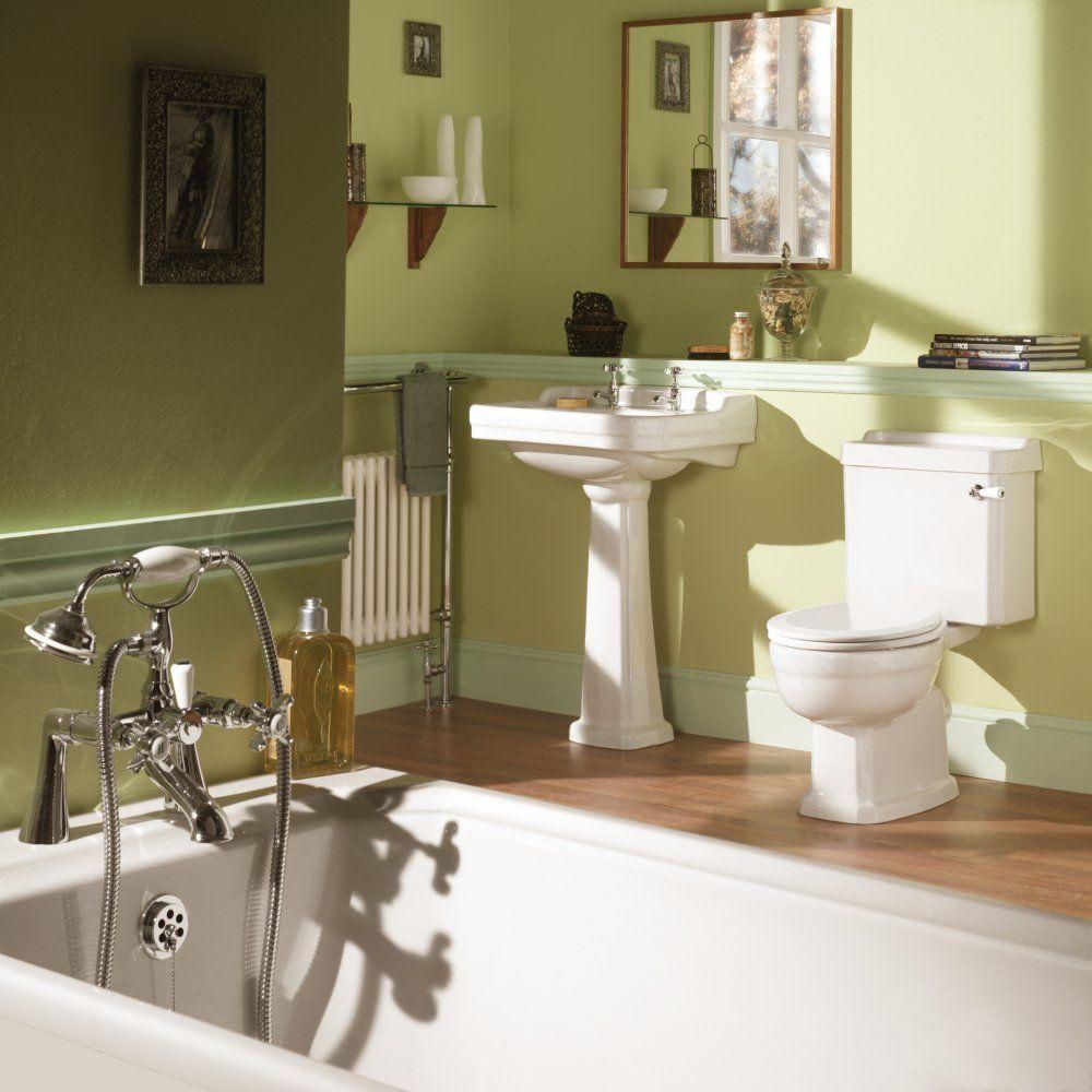Sample Bathroom Designs Balterley Ambience Traditional Victorian Bathroom Suite Toilet