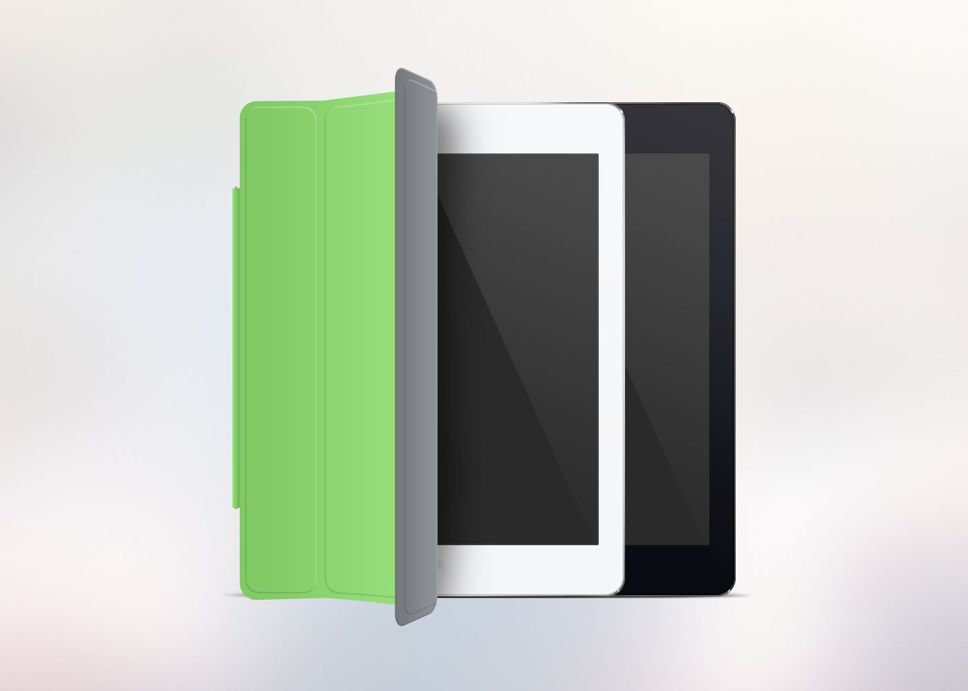 Black and White iPad Air Mockups | UX / UI / web design ...