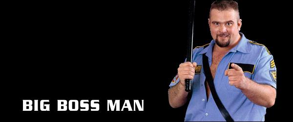 Pin By Christian Schuldt On Wwe Big Boss Man Boss Man Man