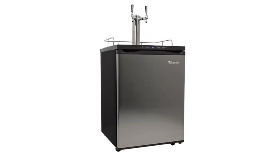 edgestar kc2000 kegerator review dual tap kegerator outdoor kegerator kegerator on outdoor kitchen kegerator id=74315