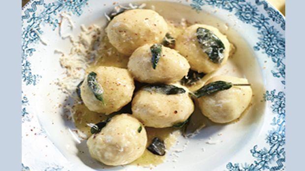 Jamies Sommerküche : Jamie oliver butter salbei gnudi herzhaft rezepte rezepte
