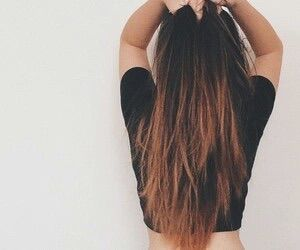 Image via We Heart It #black #clothes #hair #hairstyle #outfit