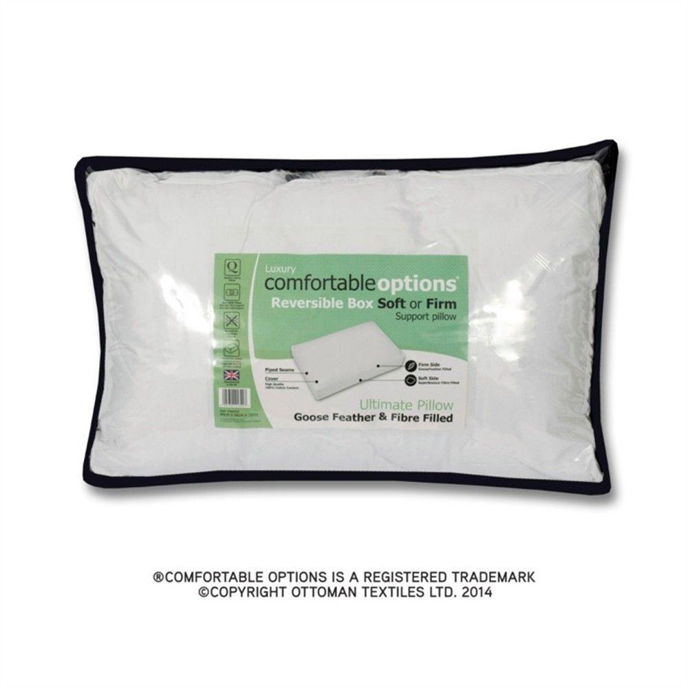 Comfortable Options 2 In 1 Box Pillow Bettwaren Geschenkideen Home Haus Geschenkideen W A Kissen