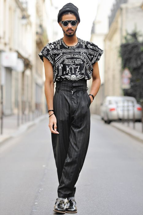 STREET STYLE: VINCENT In 2019