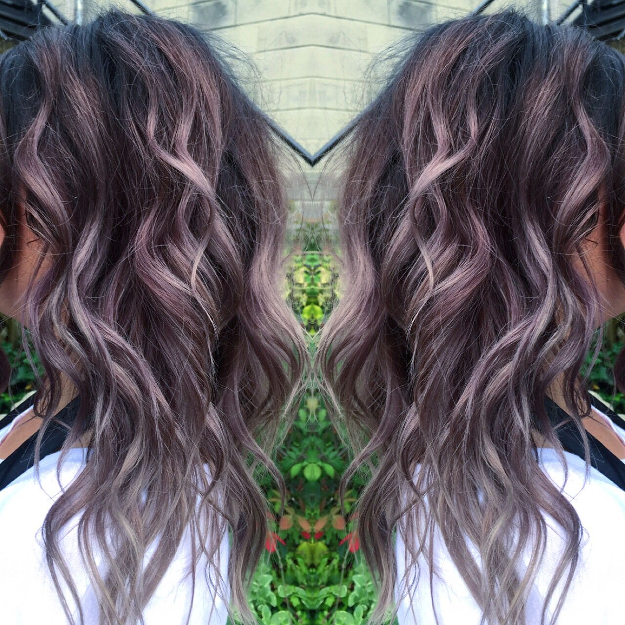 Smokey lilac more hair u make up pinterest