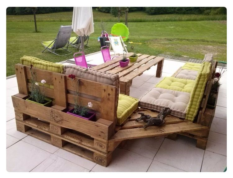 muebles pallet bricolaje patio palet proyectos de palets ideas para paletas bancos de jardn de palets paleta al aire libre asientos palet sillas de