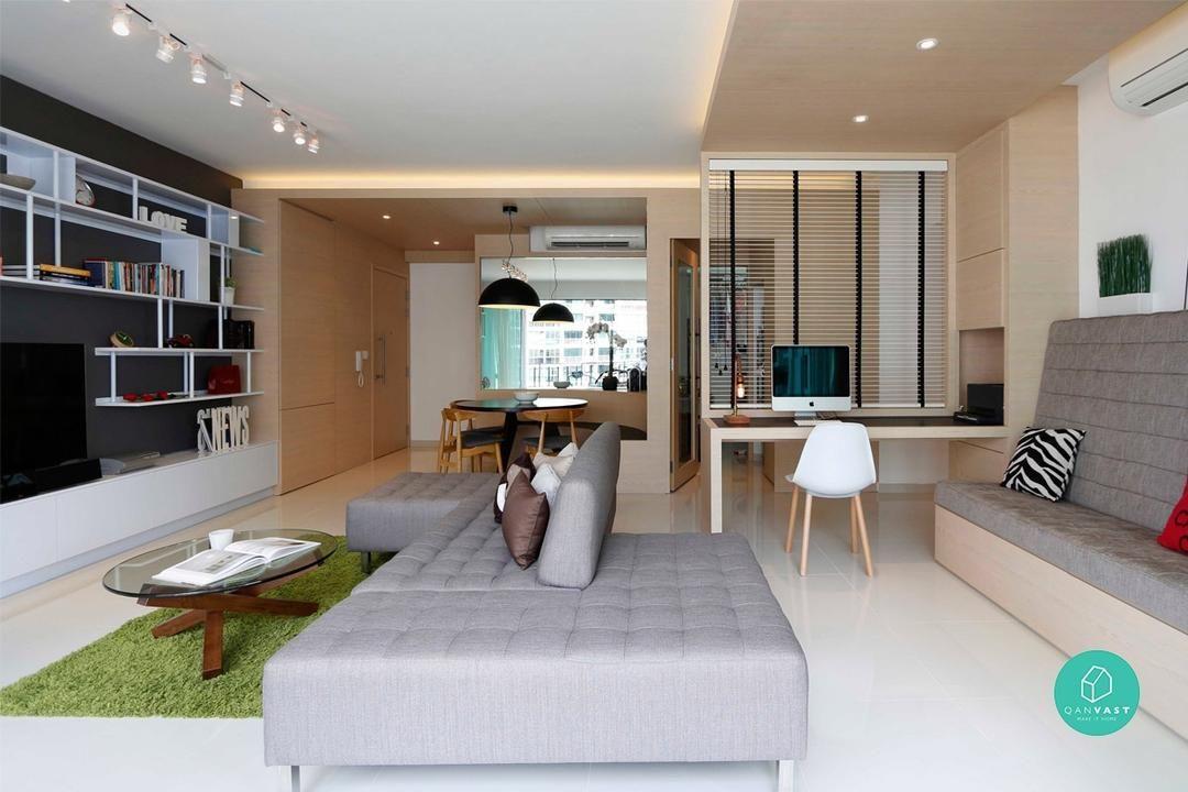 Luxurious Interior Small Apartment Living Room Decorating Ideas Condo Interior Design Condominium Interior Design Condo Interior