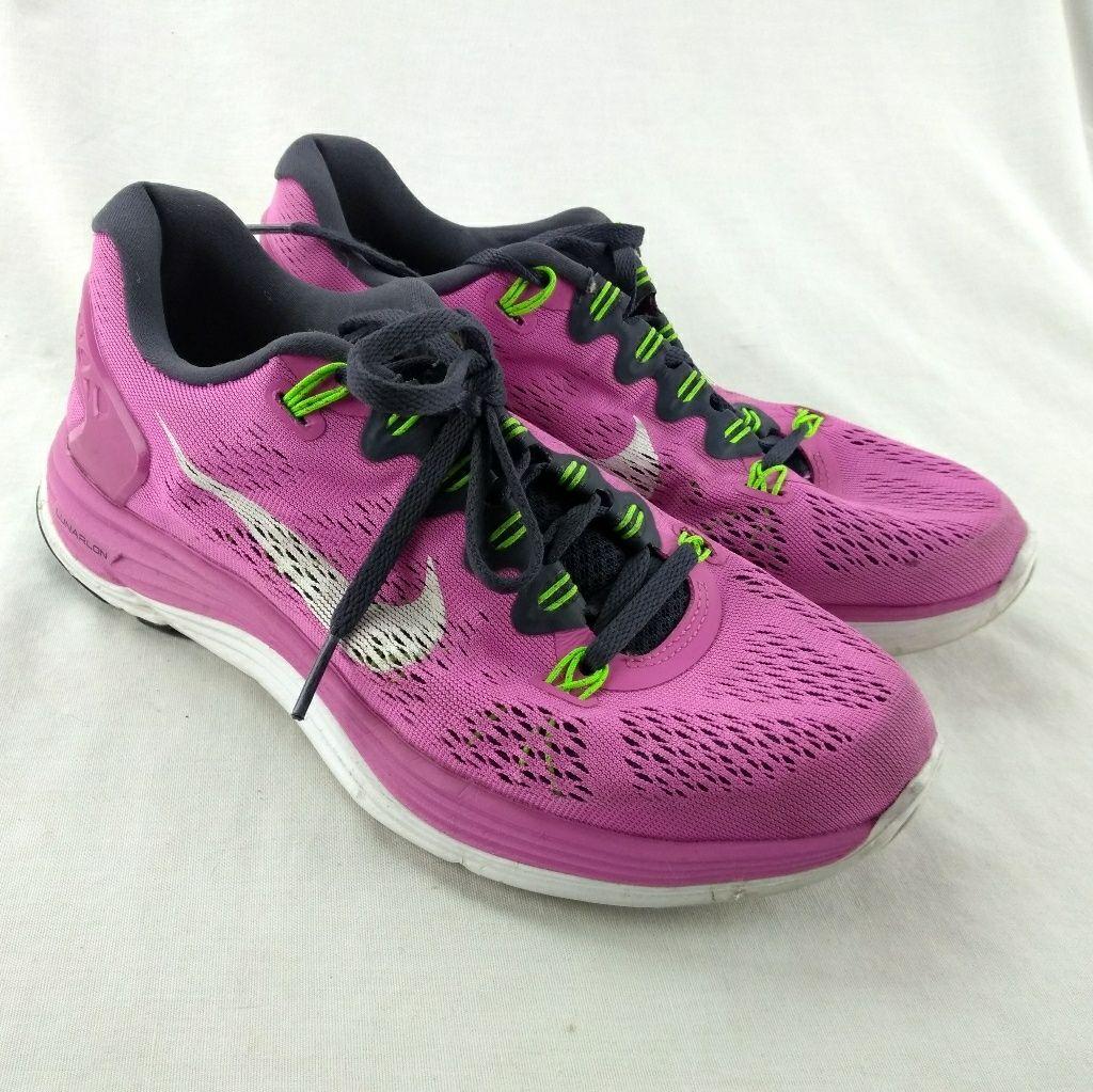 watch 05976 dbce6 Nike Shoes | Nike Lunarglide 5 Women Sz 8 Running Shoe 180-9 ...