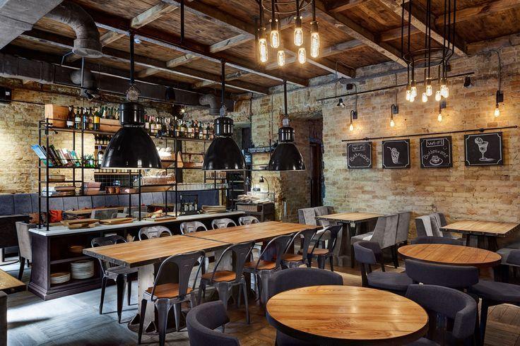 Beautiful Small Bar Designs for Restaurant