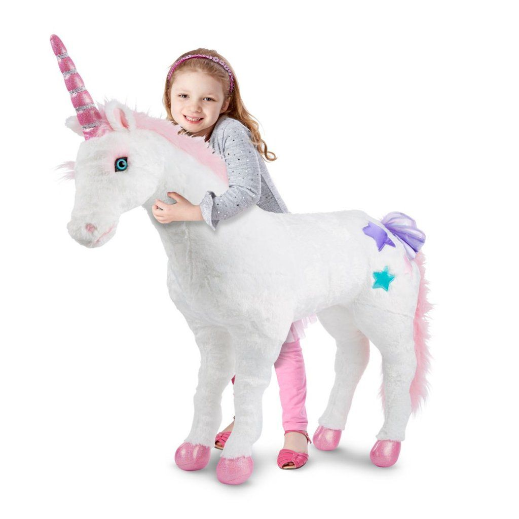 Unicorn toys images  Unicorn Jumbo Stuffed Animal  Kidsu Gift Ideas  Pinterest  Unicorns