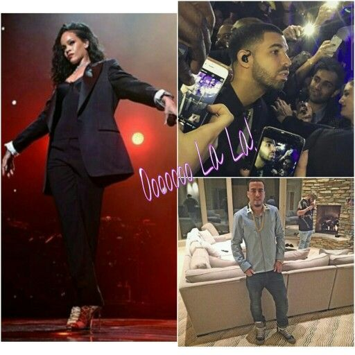 #Rihanna #Drake #FrenchMontana and a host of other celebs are all in Arizona gearing up for the Superbowl!  #OooLaLaBlog #Superbowl #superbowlxlix #SuperbowlSunday
