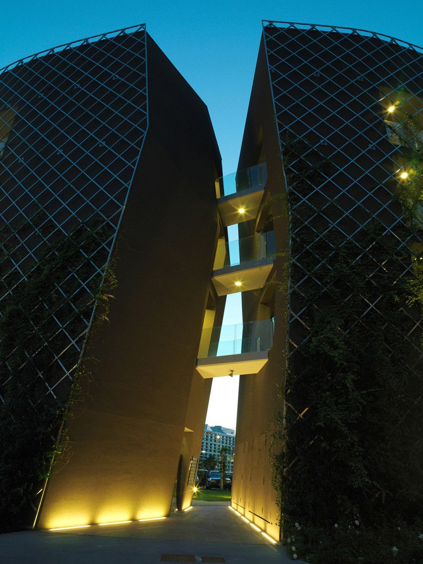 Gallery Of Ex Ducati Mario Cucinella Architects 10 Building