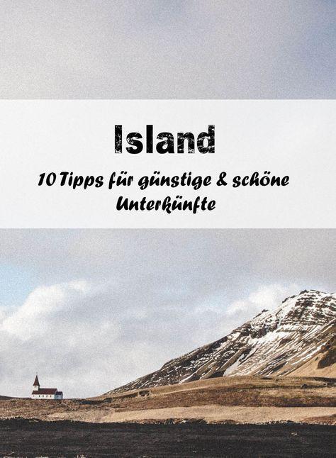 Island: 10 tolle Unterkünfte