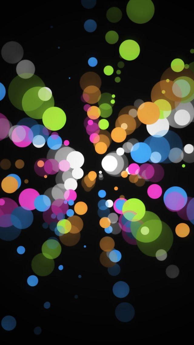 Illumination IPhone 5s Wallpaper