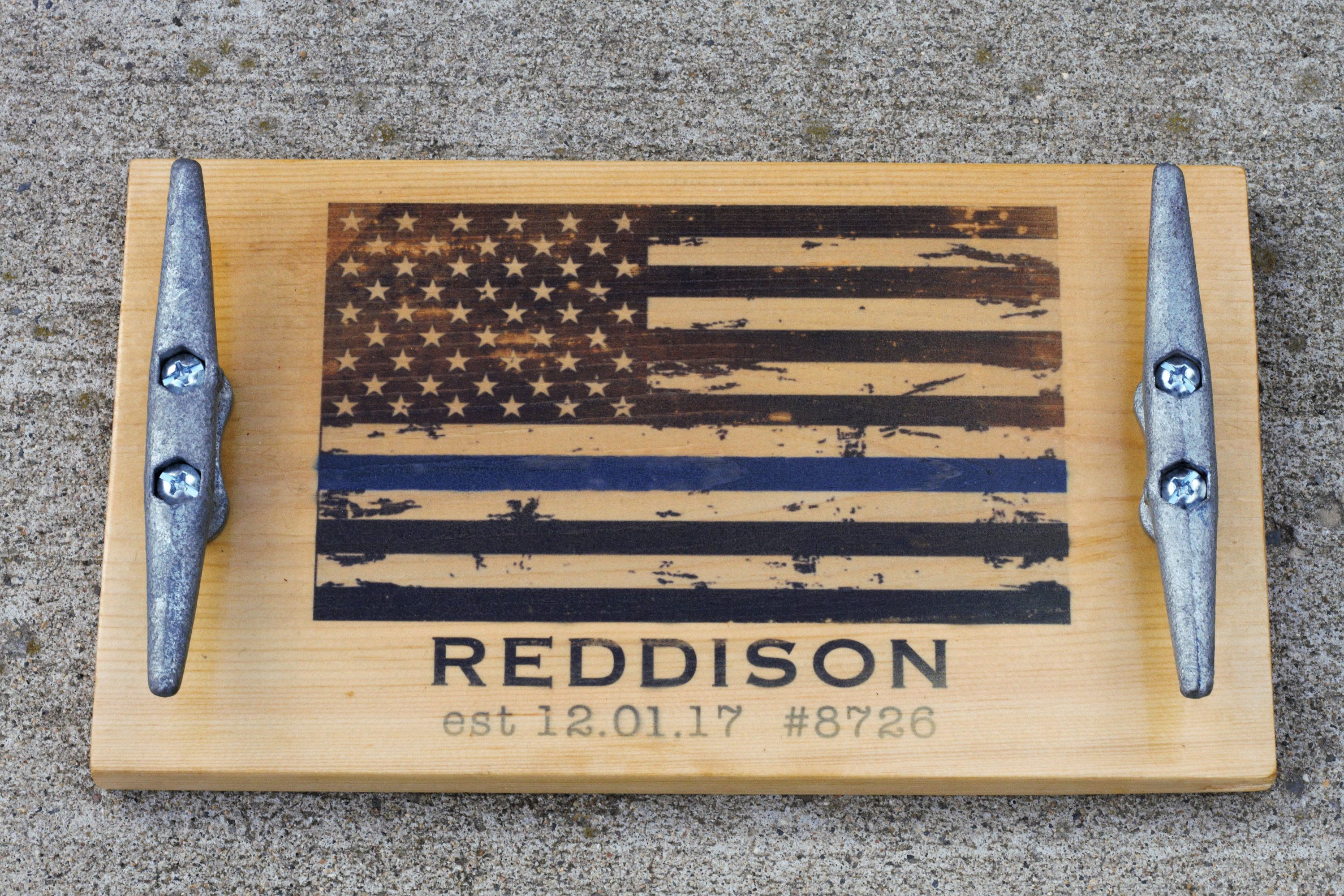 Personalized police officer gifts police acedemy