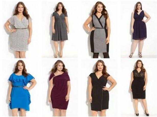 moda plus size para o final de ano