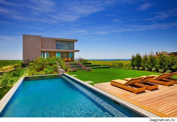 I would happily spend the rest of my life in that backyard ... on Dune Outdoor Living id=96379