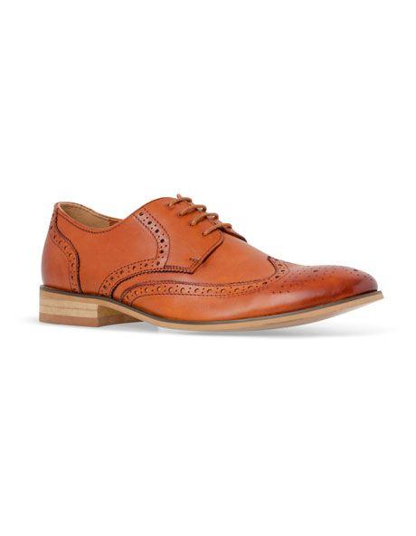 5cda23ade Blaq - 'Typhoon' brogue | Stuff | Dress Shoes, Brogues, Oxford shoes