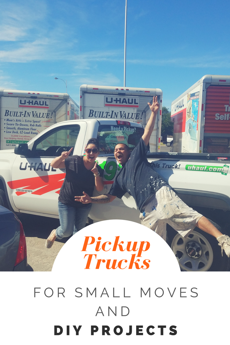 Pickup Trucks Can Come In Handy When You Have A Small Move Or A Home Improvement Project To Work On Whether You Re Moving Pickup Trucks Trucks Moving Supplies