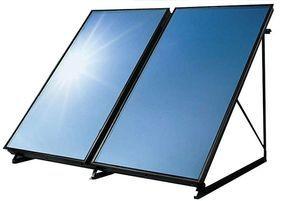 Adiós, paneles solares, adiós.