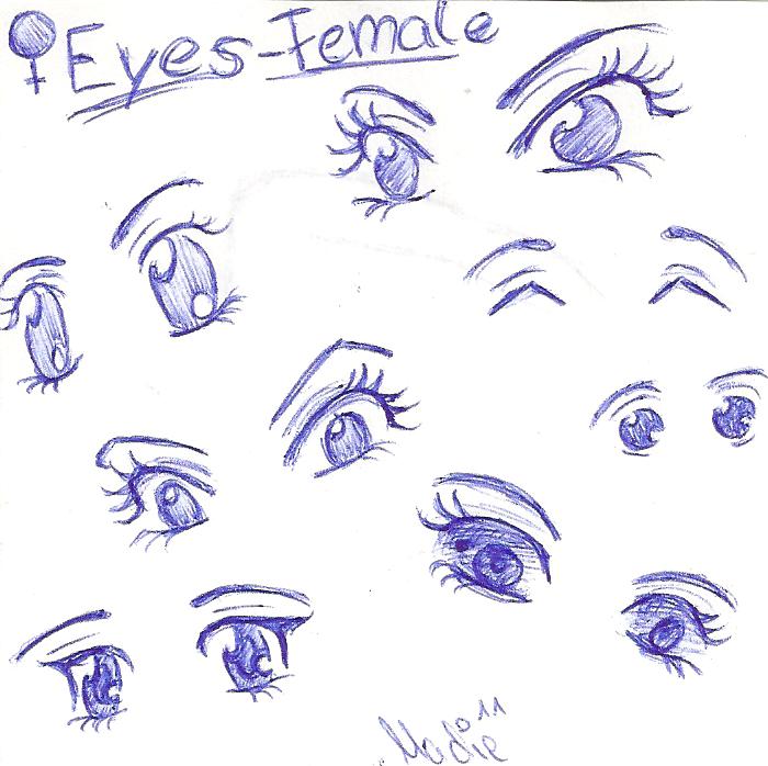 My 7 Favourite Ways To Draw Female Cartoon Eyes By Madiedraws Deviantart Com On Deviantart Cartoon Eyes Female Cartoon Cartoon Girl Drawing