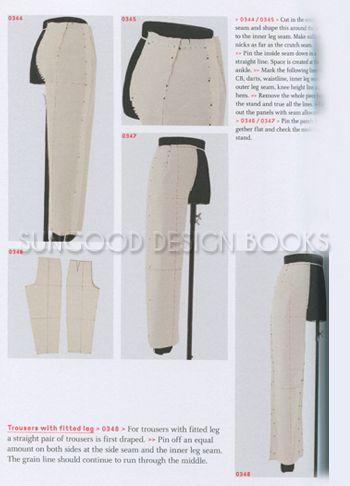Draping Art Craftsmanship In Fashion Design Modeli Bryuk Modeli Shite