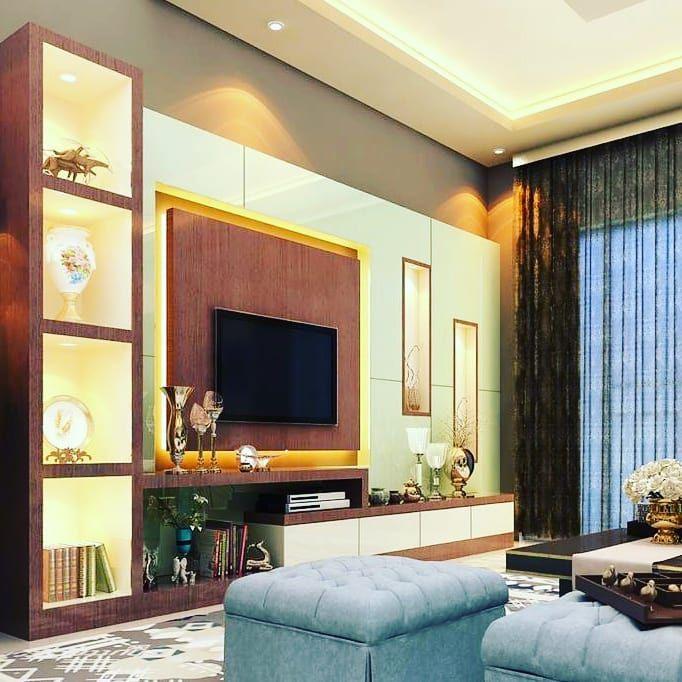 Living Room Interiordesign Bangalore